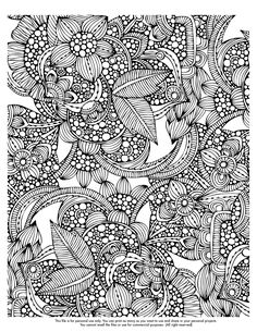 Happy Coloring Monday Enjoy The Flowers Valentinadesign Images