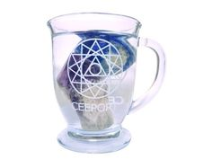 healing mug cup,ceeport,Hexagram,