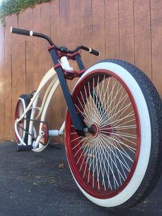 Kustom Bicycle!