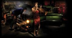 Lightpainting: Illuminating Models | KelbyOne Course with Dave Black