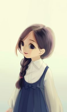 Girl by fanyazi.deviantart.com on @DeviantArt