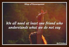 Compartilhando  Descobertas...: We All Need