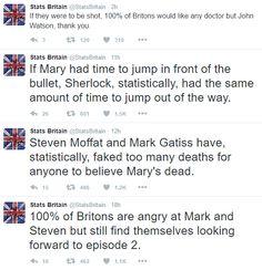 The second one isn't really true but yanoe Sherlock Doctor Who, Sherlock Holmes Bbc, Sherlock Fandom, Moriarty, British Things, Benedict Cumberbatch Sherlock, Funny Tumblr Posts, John Watson, Johnlock