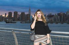 Look do dia: melhor vista de NY