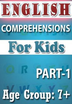 46 best interactive ebooks for grade 3 images on pinterest grade 3 english comprehensions for kids part 1 read the comprehension carefully then answers the questions fandeluxe Image collections