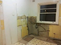 18/10/2013 Kitchen stripped out - pic 2
