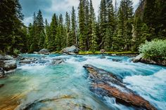 Green River above the Upper Green River Lake Wind Rivers Wyoming USA [OC] [5184 x 3456] #reddit