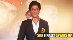 #ShahRukhKhan justifies his intolerance statement at last!
