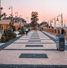 Luxor, Sidewalk, Side Walkway, Sidewalks, Pavement, Walkways