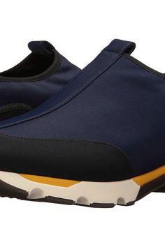 MARNI Pull-On Neoprene Sneaker (Blue/Black) Men's Shoes - MARNI, Pull-On Neoprene Sneaker, M24WS0028-S47671-963, Footwear Closed General, Closed Footwear, Closed Footwear, Footwear, Shoes, Gift, - Street Fashion And Style Ideas