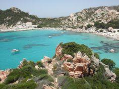 Visit La Maddalena archipelago and Caprera in Sardinia. Tips on how to reach the…