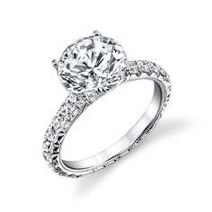Eternity Engagement Ring