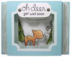 Oh-Deer-Get-Well-Soon-Shadow-Box-web | Flickr - Photo Sharing!