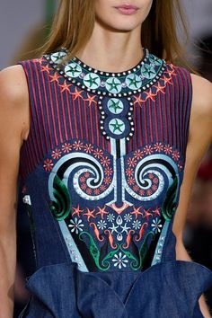 Pin for Later: All the Details You May Have Missed at London Fashion Week Holly Fulton Spring 2016