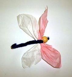 bastelsachen/basteln-Libelle-rosa-weiss