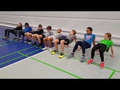 Athletiktraining mit Medizinball - YouTube