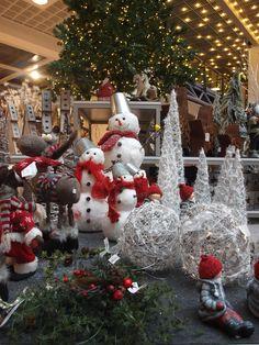 Winterzeit ist Weihnachtszeit, da darf der Schneemann auch nicht fehlen :)