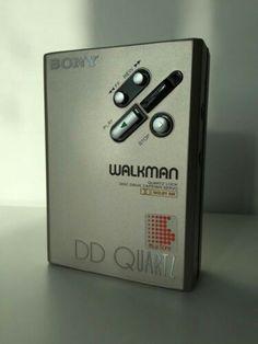 Sony Walkman DD Quartz WM-DDIII