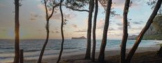 A view of the ocean and beautiful sky during early evening. Hawaiian Luau, Hawaiian Islands, Hawaii Flights, Southwest Airlines, International Flights, Waikiki Beach, Pearl Harbor, Beautiful Sky, Hawaii Travel