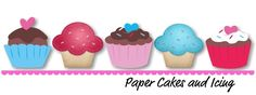 Paper Cakes and Icing