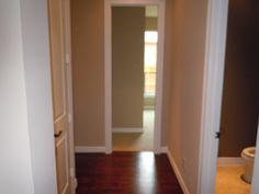 Hallway to Powder and Guest Bedrooms