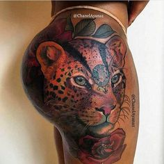 234 Best Colored Tatts On Dark Skin Images Awesome Tattoos