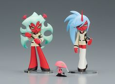 Twin Pack+ : Scanty & Kneesocks with Fastener