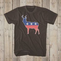 The American Antelope from The Wild America Collection from The Stately Shirt Co. statelyshirtco.com #statelyshirtco #statelyshirts #wildamericacollection #merica #unk #lopers