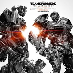 Brothers in arms! It's going to be so cool to learn about their history together!  #transformersthelastknight #transformers5 #transformers #hotrod #bumblebee
