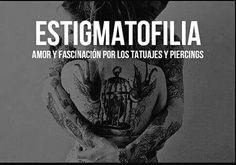 Estigmatofilia: amor y fascinación por los tatuajes y piercings