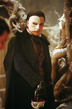 The Phantom of the Opera (2004) Joel Schumacher's musical adaptation starred Butler in the role of the scarred Phantom, who vies with Patric...