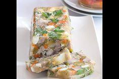Sulc | Apetitonline.cz Appetizer Salads, Appetizers, Polish Recipes, Polish Food, Spanakopita, Fresh Rolls, Medusa, Ethnic Recipes, Food Ideas