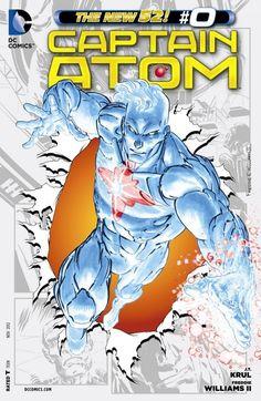 Captain Atom #0 #CaptainAtom #New52 #DC