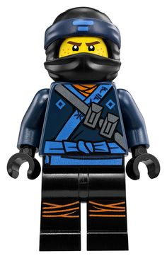 LEGO® The Ninjago Movie Figur Nya mit Speer aus Set 70617 NEU