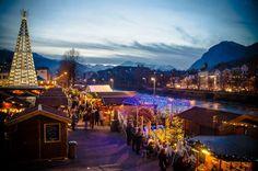 Innsbruck Weinachtsmarkt #christmasmarket