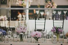 Ria and Colby, Charlotte, NC, Urban Garden - Ritz Carlton, A Place for Flowers, Hall & Webb Event Design, Charlotte Wedding Planner