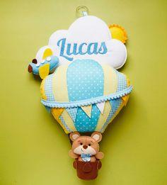 Fiocco nascita fai da te mongolfiera| DIY birth ribbon hot air balloon • #DIY #birthribbon #fiocconascita