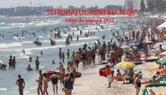 """In perioada 31 august - 11 octombrie 2015, turistii pot beneficia din nou de sejururi la preturi avantajoase pe litoralul romanesc, in cadrul editiei de toamna a programului """"Litoralul pentru toti""""."""