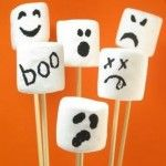 3 Fun Marshmallow Halloween Treats