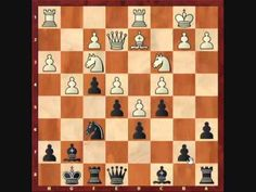 Chess: The decisive game between O.Pavlenko - G. Kasparov 1975 http://su...