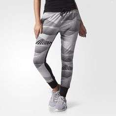Designer Clothes, Shoes & Bags for Women Adidas Sportswear, Textiles, Jogger Pants, Black Adidas, Black Pants, Active Wear, Sweatpants, Collage, Track