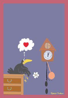Cuckoo Love by Federico Monzani
