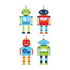 Tattoo Tiny robots
