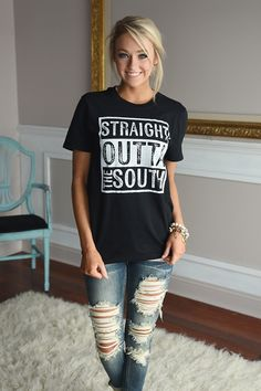 Straight Outta the South – The Pulse Boutique
