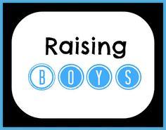 Raising Boys | Kelley's Break Room