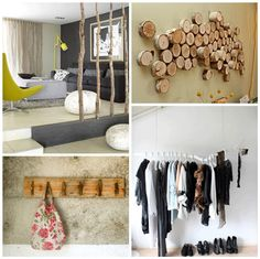 branches, driftwood, hanger, home décor, kitchen, rustic, upcycled, wall art Driftwood, reclaimed wood, and branches, are an expensive home trend to buy from stores, but there are totally free in nature. Get inspired by the above ideas and  use them to make fantastic decor items ideal for any home style.   	Screen space