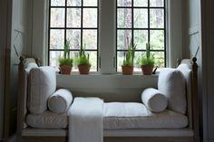 Wish I had this exact area for knitting & thinking!!  - Richard Tubb Interiors