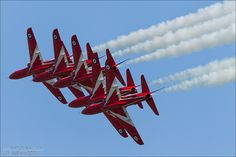 RED ARROW BAE HAWK