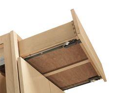 Undermount Cabinet Drawer Slides
