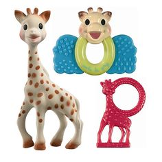 "Sophie the Giraffe Newborn Set - Bug in a Rug - Babies""R""Us"